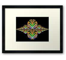 A Different Mirror Ball Trophy  (UF0243) Framed Print