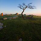 Sunrise at Dog Rocks by Jared Revell