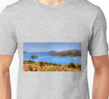 The Aegean Sea from Cape Sounion Unisex T-Shirt