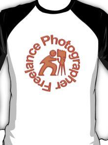 Freelance Photographer T T-Shirt