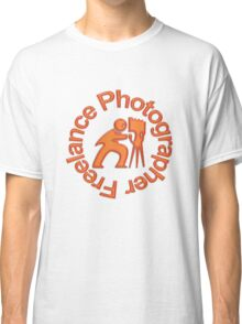 Freelance Photographer T Classic T-Shirt