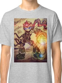 Dunk Master megaman Classic T-Shirt