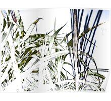 Leaves - Stark Poster