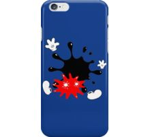 Mickey Mouse Splat iPhone Case/Skin