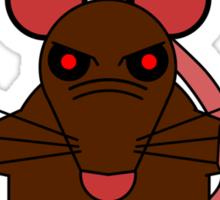 Rats Rule Sticker