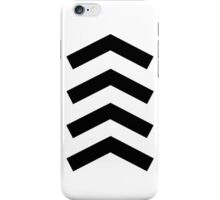 Liam Payne Chevron Tattoo iPhone Case/Skin