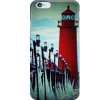 Iced in Time  iPhone Case/Skin
