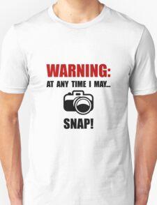 Camera Snap T-Shirt