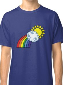 The Bright Side / Rainbow Classic T-Shirt