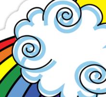 The Bright Side / Rainbow Sticker