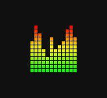 Audio Spectrum Bars Unisex T-Shirt