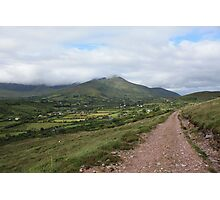 Drung Hill Kerry, Ireland Photographic Print