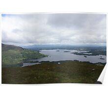 Lake Leane killarney Poster