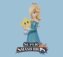 Super Smash Bros. 3DS/Wii U Rosalina by KwanChau