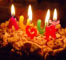 Italian birthday wishes... AUGURI by monica palermo