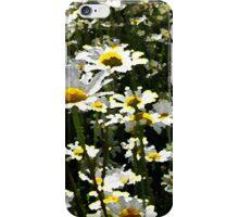 A Field of Flowers iPhone Case/Skin