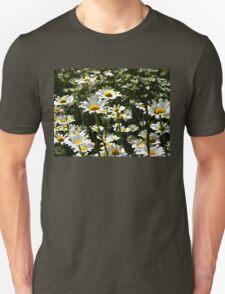 A Field of Flowers Unisex T-Shirt