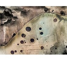 Sisyphus Photographic Print