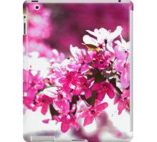 Pink Tree Blossom iPad Case/Skin