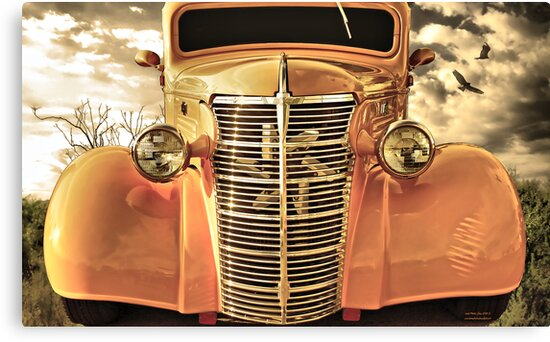 A Dream Car by George Lenz
