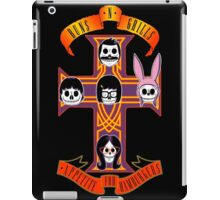 Appetite for hamburgers iPad Case/Skin