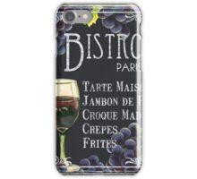 Bistro Paris iPhone Case/Skin