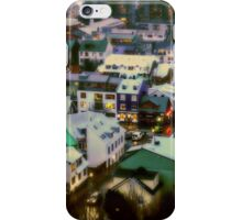 Tiny Reykjavik! iPhone Case/Skin