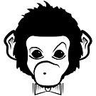 dapper monkey by asyrum