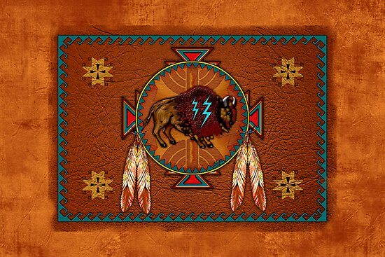 Buffalo Leather by Sena