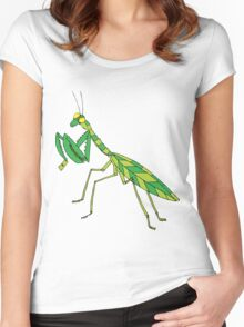 Paying Mantis Women's Fitted Scoop T-Shirt