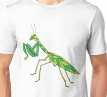 Paying Mantis Unisex T-Shirt