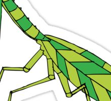 Paying Mantis Sticker