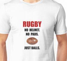Rugby Balls Unisex T-Shirt
