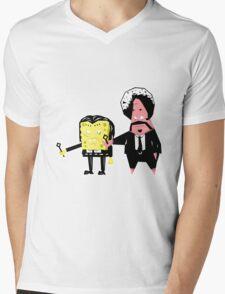 Kelp Fiction Mens V-Neck T-Shirt