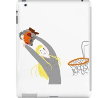 THRANDUIL SLAM DUNKS GIMLI  iPad Case/Skin