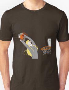 THRANDUIL SLAM DUNKS GIMLI  T-Shirt