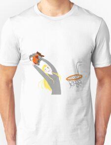THRANDUIL SLAM DUNKS GIMLI  Unisex T-Shirt