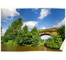 CASTLEFIELD VIADUCT Poster