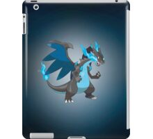 Mega charizard x iPad Case/Skin