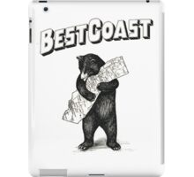 Best Coast iPad Case/Skin