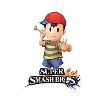 Super Smash Bros. 3DS/Wii U Ness Photographic Print