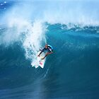 Kelly Slater  Banzai Pipeline by kevin smith  skystudiohawaii