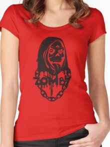 Zomby Women's Fitted Scoop T-Shirt