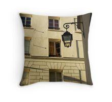 Rue Beauregard - Beauregard street Throw Pillow