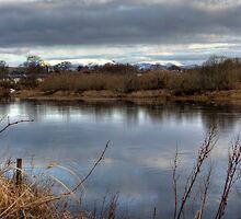 Across the Water to Ben Wyvin by kernuak