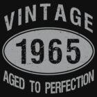 Vintage 1965 Birthday by thepixelgarden