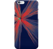 Brush strokes iPhone Case/Skin