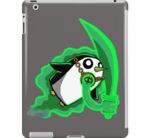 Gunter iPad Case/Skin