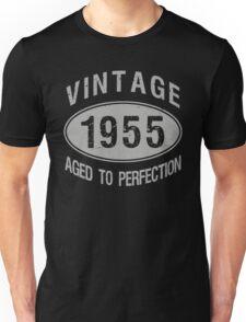 Vintage 1955 Birthday Unisex T-Shirt