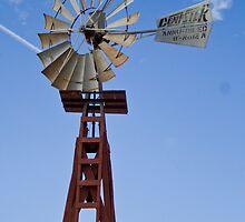 Colorado Windmill by DakotaDawn